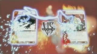 Marvel Trading Card Game Sony PSP Trailer - E3 Trailer