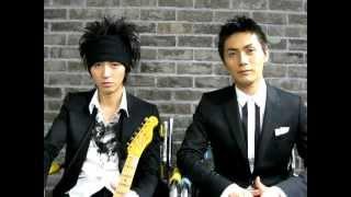 5月2日発売JOKERミニアルバム「JOKER」のCDジャケット撮影時コメント映像!!