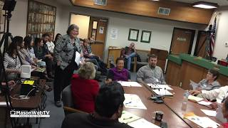 Mason County Board of Health May 22, 2018