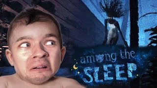 ENDING | Among The Sleep with the Oculus Rift - Part 4