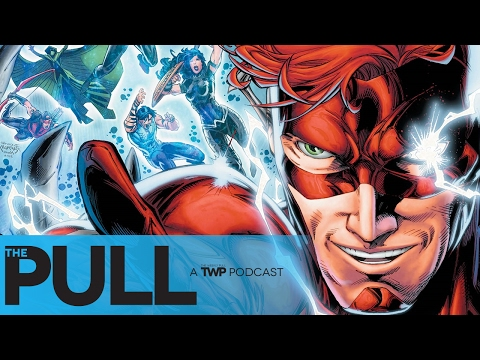 DC REBIRTH IS A SUCCESS & THIS WEEK'S COMICS | The Pull Podcast