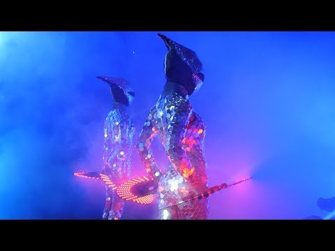 London Calling Juno Reactor & The Mutant Theatre 23-02-18