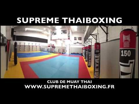 SUPREME THAIBOXING - Toulouse Club De Muay Thai Boxing.