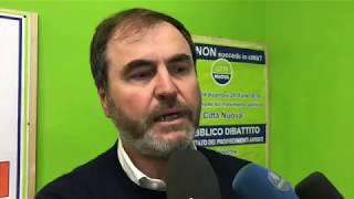 L'ex sindaco Massimo Mazzilli torna a candidarsi