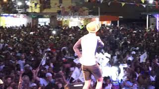 "Kes performs ""Hello"" at the 2018 VI Carnival Village"