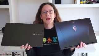 MSI GS60 Ghost Pro vs. HP Omen 15 Comparison Smackdown