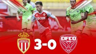 Монако Дижон 3 0 Обзор Матча Чемпионата Франции 11 04 2021 HD