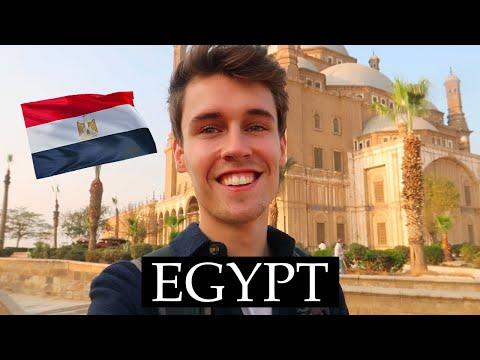EGYPT DAY 1 🇪🇬
