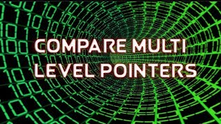 Comparing Multi Level Pointers For Inf Health and Other Codes