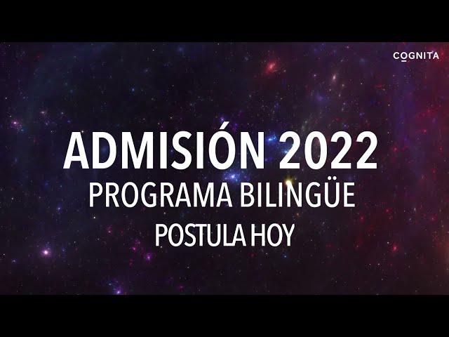 Colegios Pumahue - Admisión 2022 Programa Bilingüe