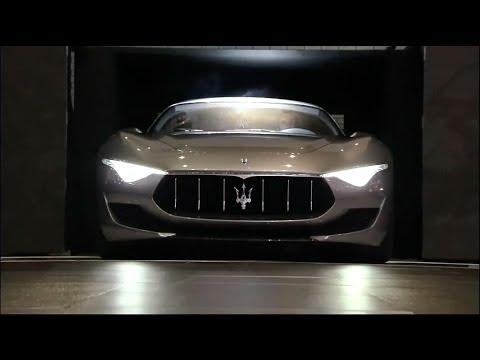 Car Show Wallpaper Download Maserati Alfieri Concept Sound Amp Design 2014 New Neu