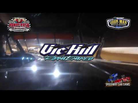 #68 Jimmy Payne - Winner - Open Wheel - 10-14-17 Ponderosa Speedway - In Car Camera