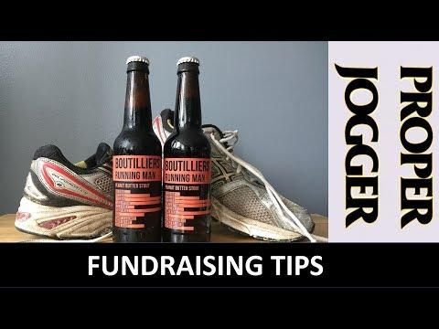 Marathon Fundraising Tips | Proper Jogger