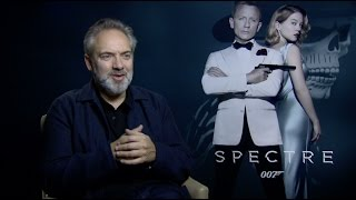 Director Sam Mendes On The Spectre Opening Scene