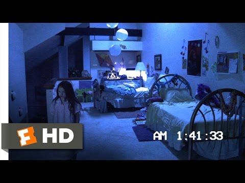 Paranormal Activity 3 (7/10) Movie CLIP - Just Let Her Go! (2011) HD