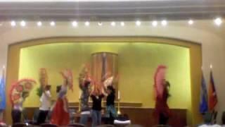 Arirang Fan Dance