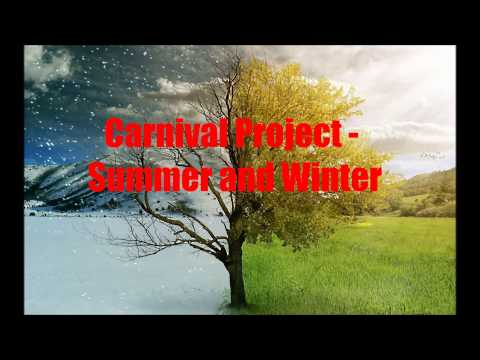 Carnival Project- Summer and Winter