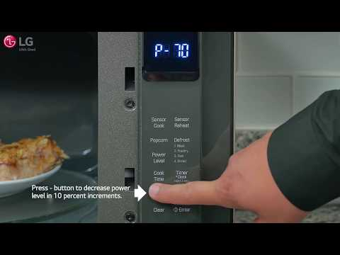 lg-neochef™---manual-cook-time-and-quick-start