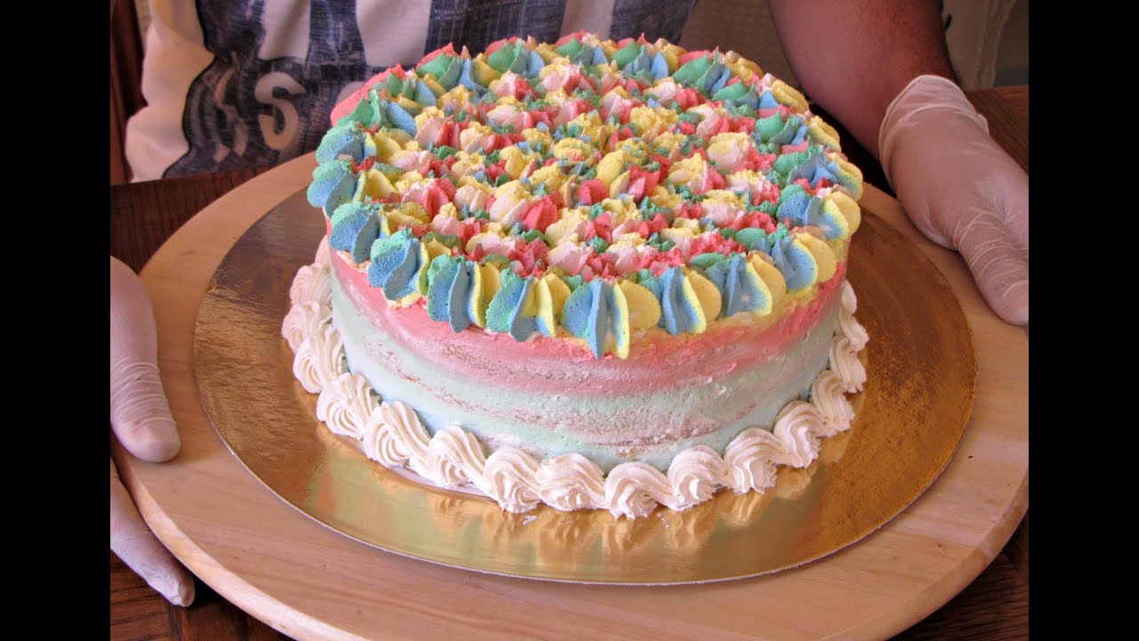 Cake Decorating For Kids Beginners Youtube