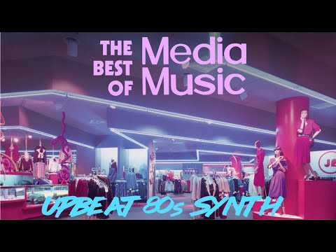 """Eighties Synth - Chill Atmosphere, Upbeat Productivity Or Relaxing / Media Music """"The Professional"""""""