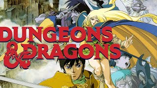 DUNGEONS & DRAGONS: THE ANIME | ILLREVIEWANYTHING