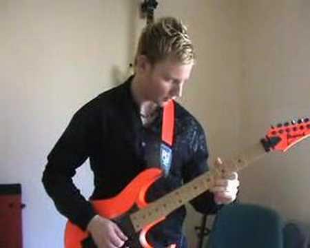Top Gun Theme Anthem Steve Stevens joe satriani Britains got talent entry