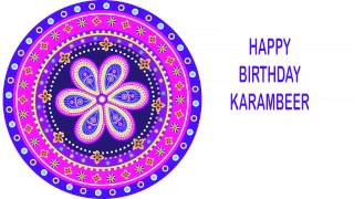 Karambeer   Indian Designs - Happy Birthday