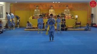 Shaolin Kung Fu Show Jänner 2017