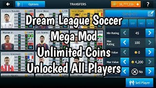How to unlock player all in game dream league soccer 2018