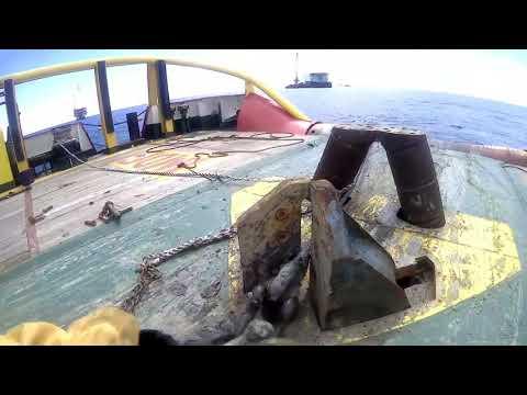 Closer Look Anchor Job Activity On Deck