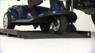 Bruno's ASL 250 Out Sider® Vehicle Lift