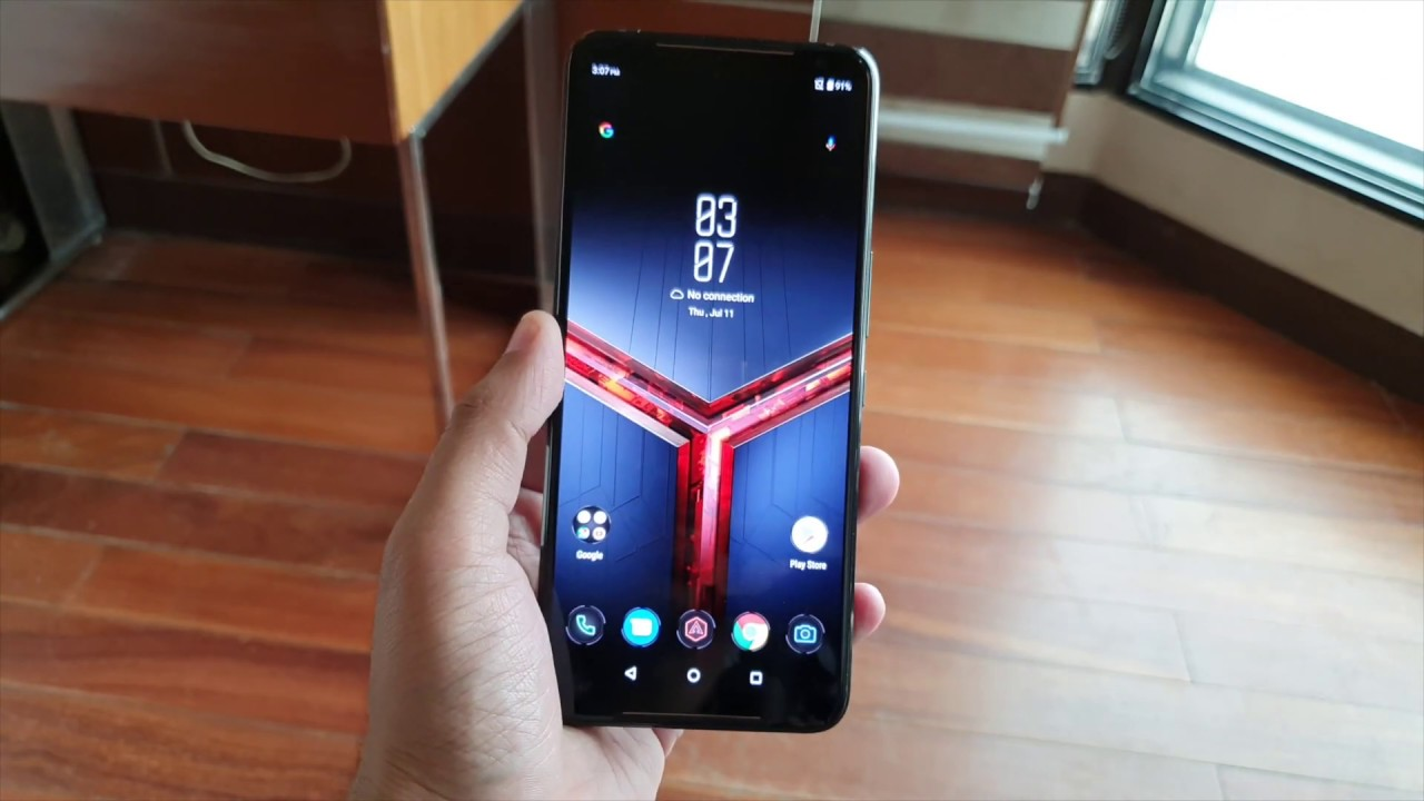 ASUS ROG Phone 2: First Look | Hands on | Price | Hindi हिन्दी