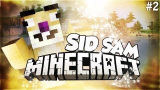 Minecraft - SID SAM - Będzie statek! #2