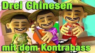 Video Drei Chinesen mit dem Kontrabass | Kinderlieder zum Mitsingen | Jippiedoo download MP3, 3GP, MP4, WEBM, AVI, FLV November 2017