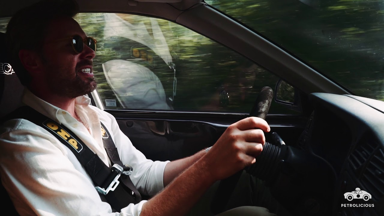 Homologation Specials: Mitsubishi Lancer Evo - Trailer