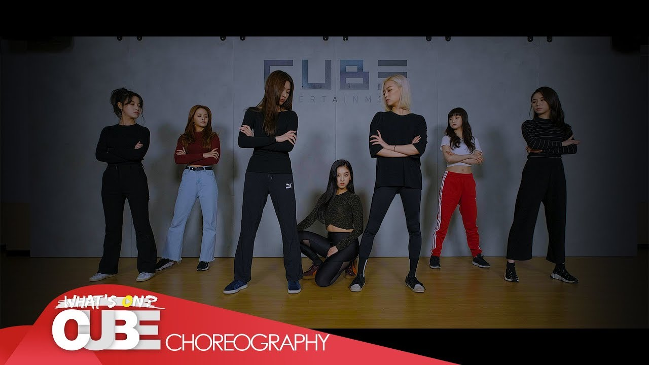 CLC(씨엘씨) - 'No' (Choreography Practice Video)