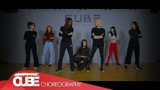 CLC  - 'No' (Choreography Practice Video)