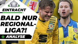 Eintracht Braunschweig: Rettung oder Regionalliga?! | Analyse