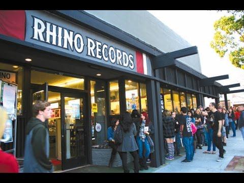 The Vinyl Guide - Rhino Records, Claremont California