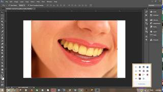 How To Make Teeth Whiter In Photoshop Cs6