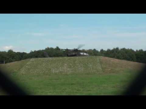Apache landing on Slope 26 aug. 2013