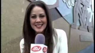 Palabras de despedida de Denisse a Ecuavisa.com