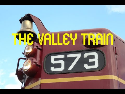 Conway Scenic Railroad: Riding the Valley Train