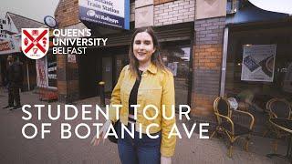 Student Tour of Botanic Avenue