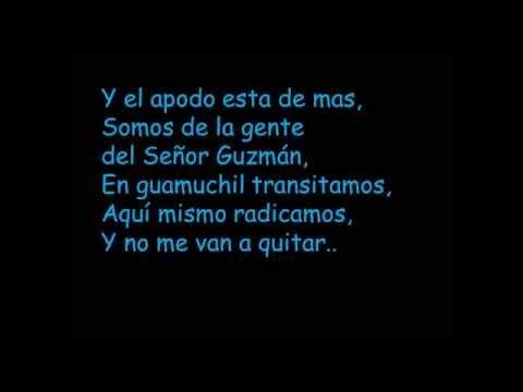Gerardo Ortiz El cholo Letra (Completa) 2015