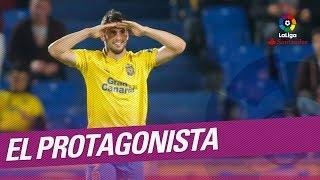 El Protagonista: Jonathan Calleri, jugador UD Las Palmas