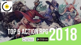 Top 5 Action RPG (Android/iOS) November 2018