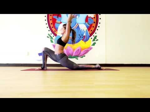 Moon Salutations - Chandra Namaskar (Yoga with Alicia)