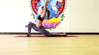 Moon Salutations - Chandra Namaskar (Yoga with Alicia)
