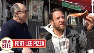 Barstool Pizza Review - Fort Lee Pizzeria (Fort Lee, NJ)